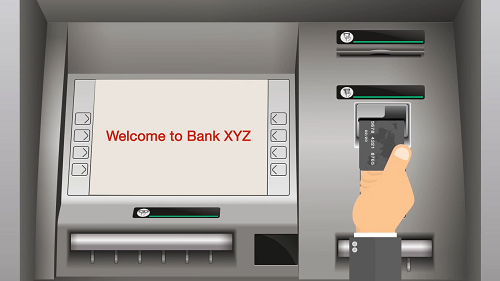 Auth for ATMs